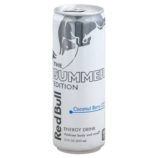 Red Bull Coconut Berry Energy Drink  (12oz)