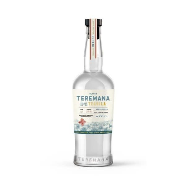 Teremana Blanco Small Batch Tequila (750ml)