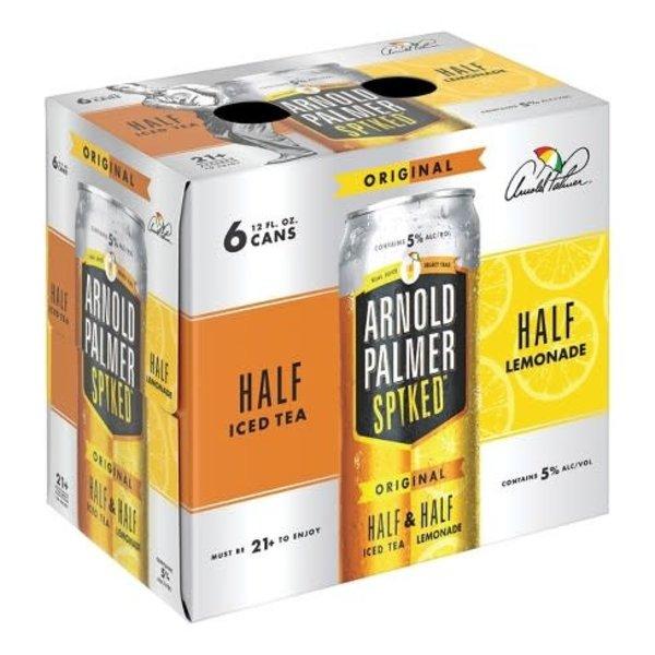 Arnold Palmer Spiked Half & Half Ice Tea Lemonade (6pkc/12oz)
