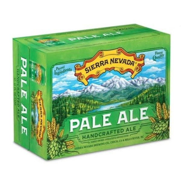 Sierra Nevada Sierra Nevada Pale Ale (12OZ/12PK CAN)
