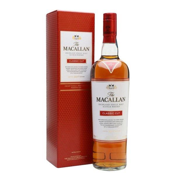The Macallan The Macallan Classic Cut 2018 Single Malt Scotch Whisky (750ML)