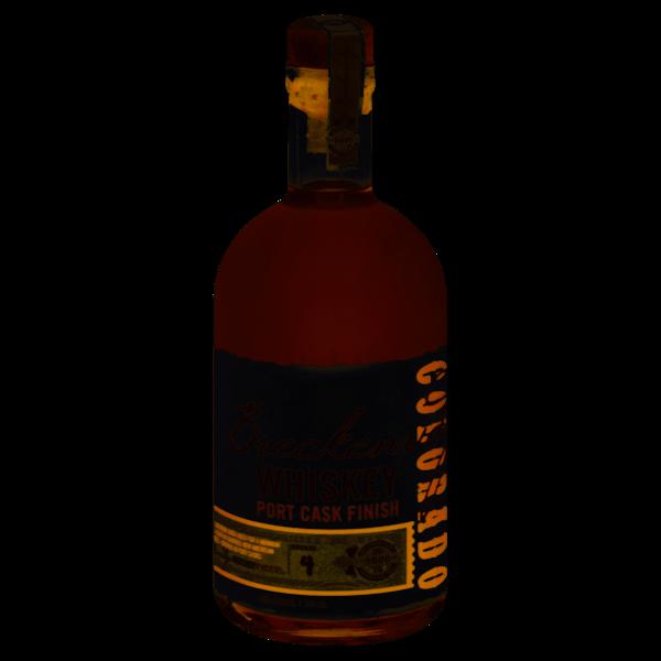 Breckenridge Port Cask Finish Whiskey (750ml)