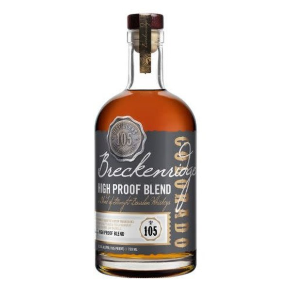 Breckenridge Bourbon Distiller's High Proof Blend Whiskey (750ml)