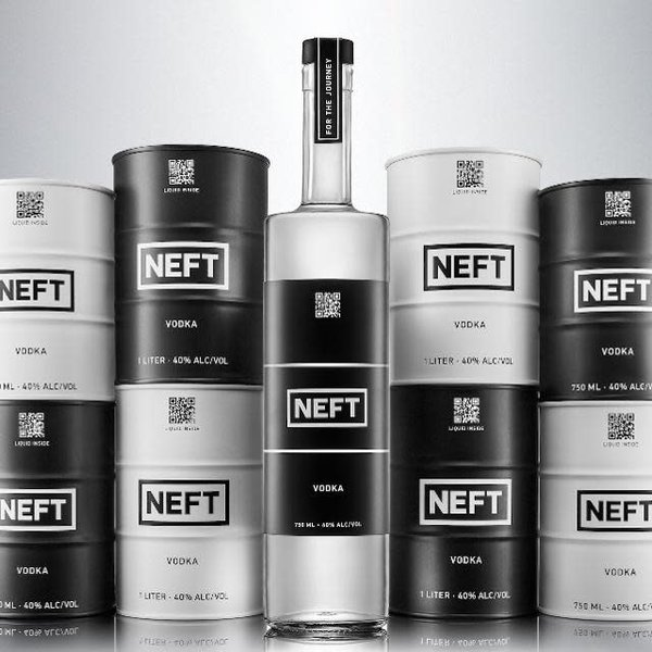 Neft  Vodka  (750ML)