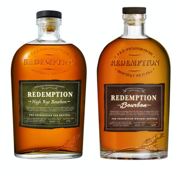 Redemption Redemption double pack (Bourbon&HighRye)