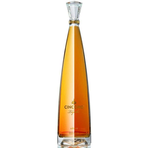 Cincoro Tequila Anejo (750ml)