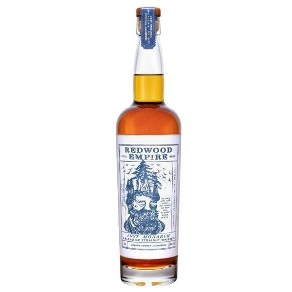Redwood Empire Lost Monarch Straight Whiskey(750ML)