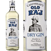 Cadenhead's Old Raj Dry Gin Blue Label (750ml)