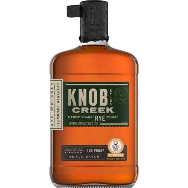 Knob Creek Knob Creek  Kentucky Straight Rye Whiskey ( 750ML)