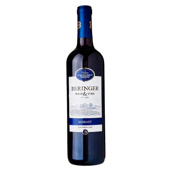 Beringer Main & Vine Merlot  (750ml)