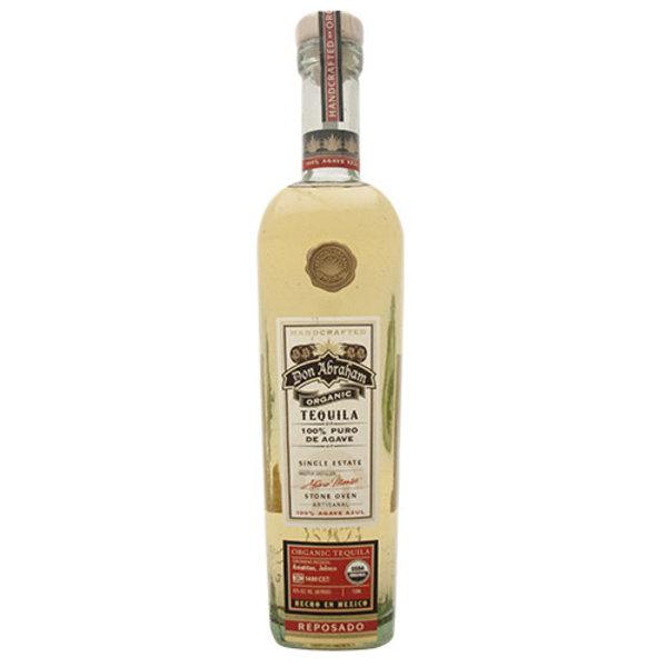 Don Abraham Organic Tequila  Reposado (750ml)
