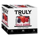 Truly Hard Seltzer Wild Berry  (6pk/12Oz Can)