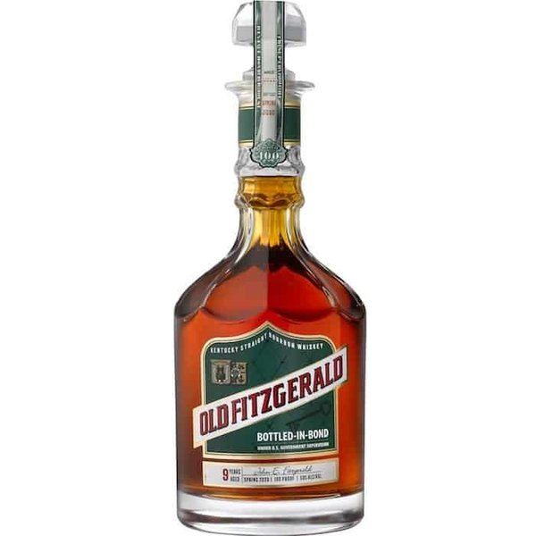 Old Fitzgerald 9 Year Old Spring 2020 Bottled-in-Bond (750ML)