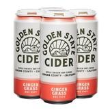 Golden State Golden State Cider Ginger Grass Hard Cider (16oz)