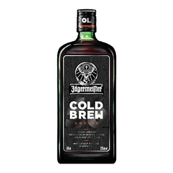 Jagermeister Jagermeister Cold Brew Coffee Herbal Liqueur (750ML)
