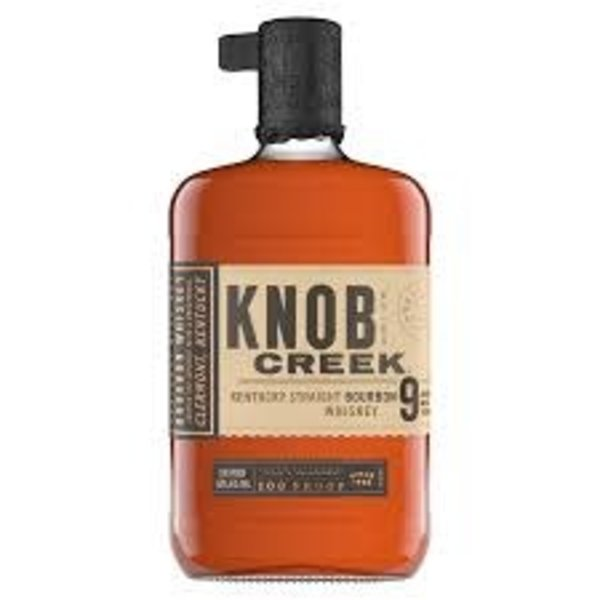 Knob Creek Knob Creek 9 Year Old Small Batch Kentucky Straight  (750ML)
