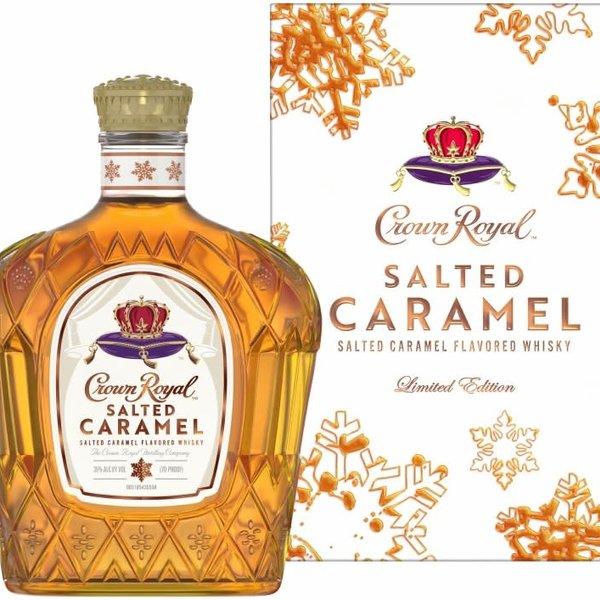 Crown Royal Crown Royal Salted Caramel Whisky (750ml)