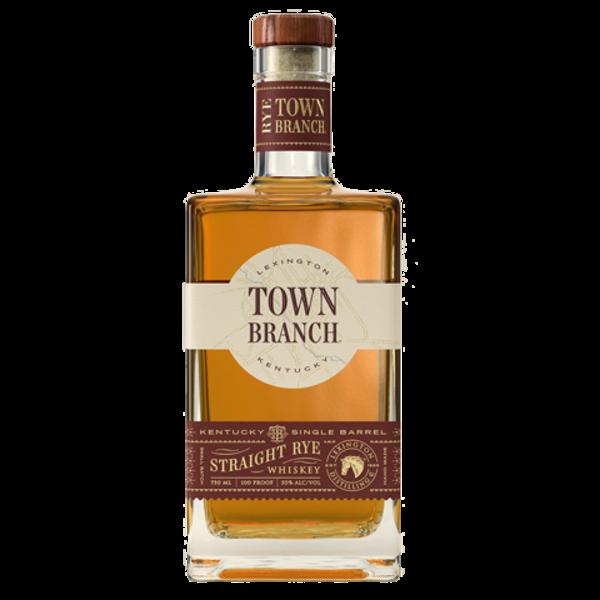 Lexington Town Branch Straight Rye Whiskey (750ml)