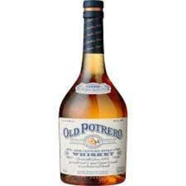 Old Potrero Rye Malt Whiskey 18th Century Style (750ML)