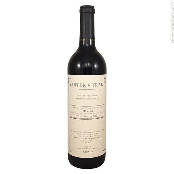 Barter & Trade Merlot Paso Robles (750ML)