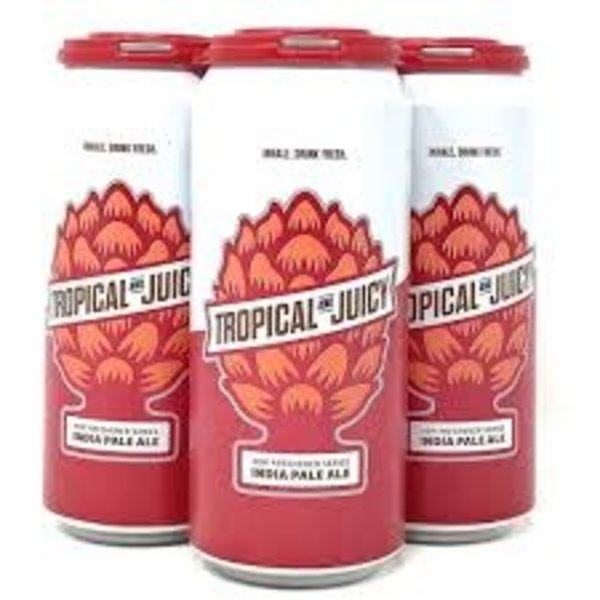 Hop Freshener Series Tropical & Juiy IPA  (16oz)