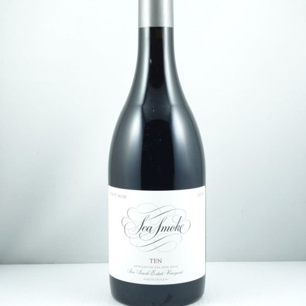 Sea Smoke Sea Smoke Pinot Noir Ten 2018 (750ml)