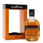 The Glenrothes 12 Year Old Speyside Single Malt Scotch (750ml)