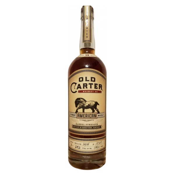 "Old Carter Whiskey Co. 13 Year Old ""Batch #4 (750ml)"