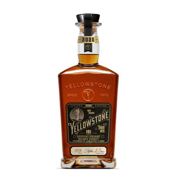 Yellowstone Limited Edition 2020 Kentucky Straight Bourbon (750ml)