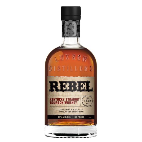 Rebel Yell Kentucky Straight Bourbon Whiskey (750ml)