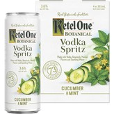 Ketel One Ketel One Botanical Cucumber & Mint Vodka Spritz  (4pk /355ml)
