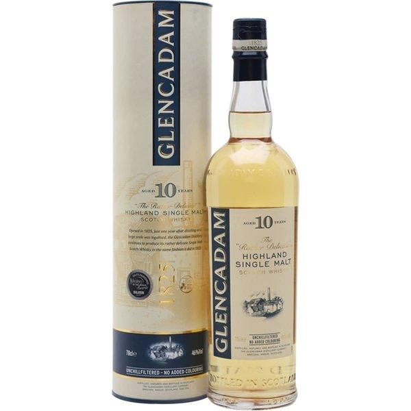 Glencadam Glencadam 10 Year Old Scotch Whisky (750ml)
