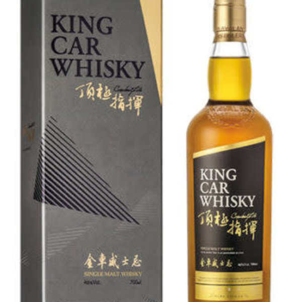Kavalan Kavalan King Car Conductor Single Malt Whisky (750ml)