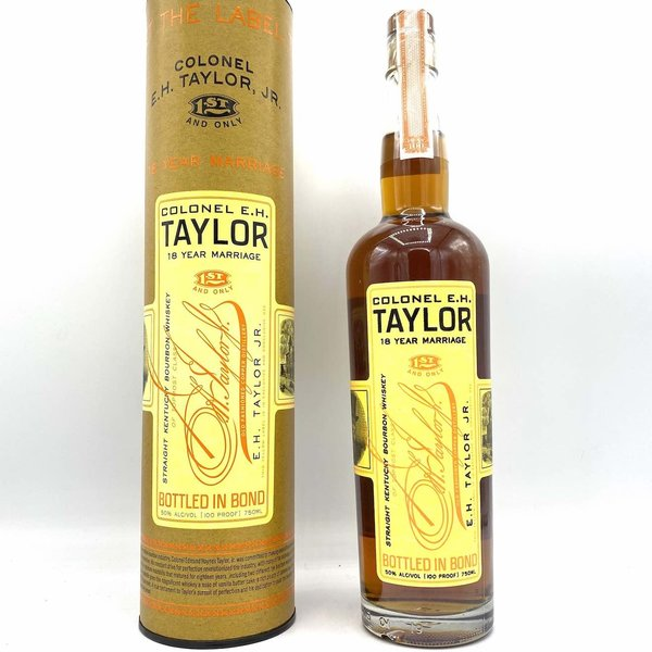 E.H. Taylor 18 Year Marriage 750ml