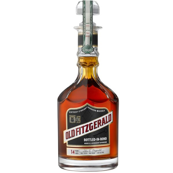 Old Fitzgerald Bottle-in-Bond  14 Year 750ml