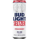 Bud Light Seltzer Strawberry (25oz)
