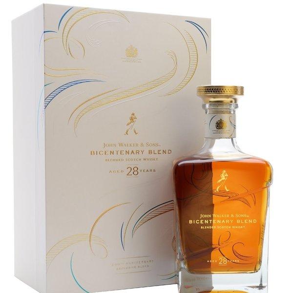 Johnnie Walker Johnnie Walker Bicentenary 28 Year Scotch (750ml)