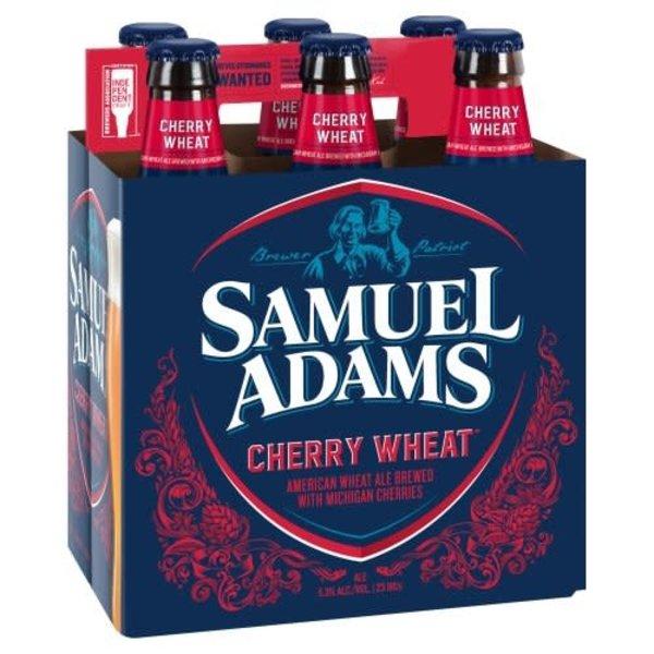 Samuel Adams Samuel Adams Cherry Wheat Beer  (6PK/12oz BTL)