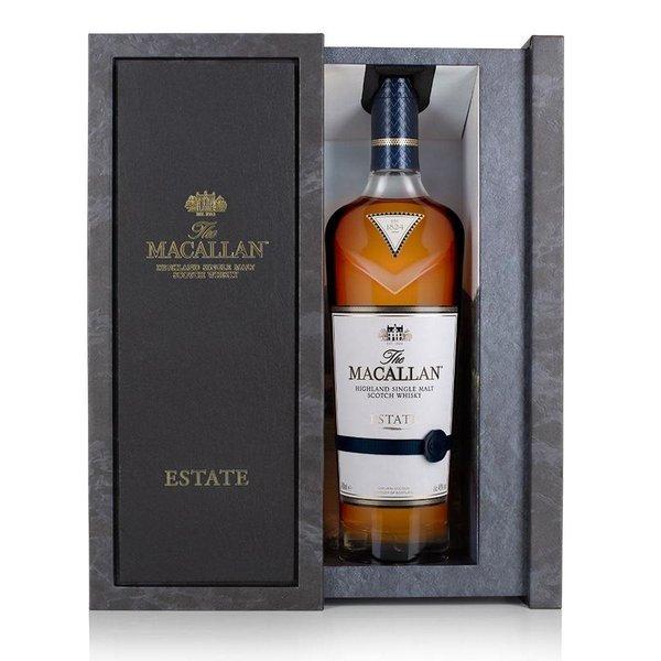 The Macallan The Macallan Estate Highland  Single Malt Scotch Whisky (750ml)