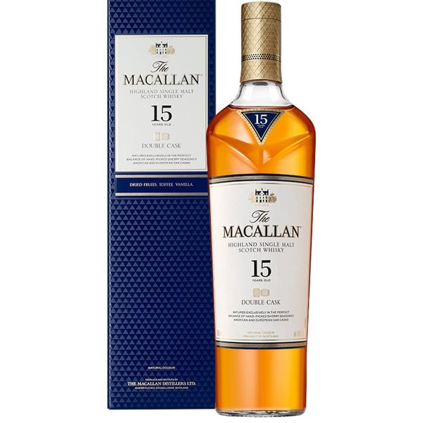 The Macallan The Macallan Double Cask 15 Years Old (750ml)