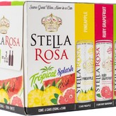 Stella Rosa Stella Rosa Tropical Splash Variety Pack  (6pk /250ml )