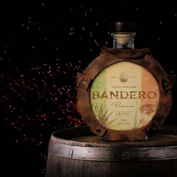 Bandero Premium Blanco Tequila (750ml)