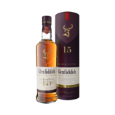 Glenfiddich Glenfiddich 15 Year Solera Reserve Single Malt Scotch Whisky (750ML)