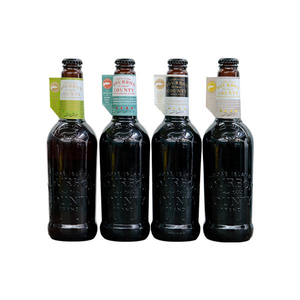 Goose Island Goose Island Bourbon County Brand Stout 2020 (4pkb/16.9oz)