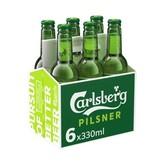 Carlsberg Carlsberg Pilsner (6pkb/11.02oz)