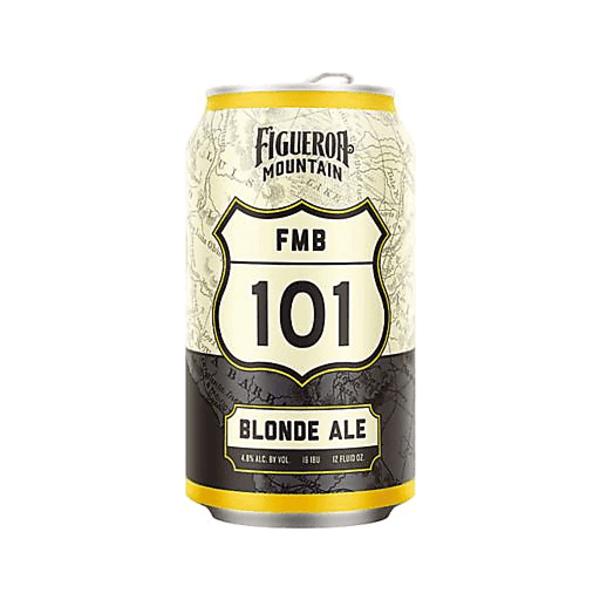 Figueroa Mountain Figueroa Mountain FMB 101 Blonde Ale (6pkc/12oz)