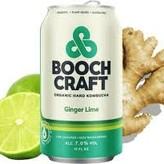 Boochcraft Boochcraft Ginger Lime (6PK/12OZ CAN)