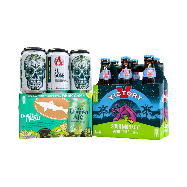 KingKeg Craft Beer Sour Pack