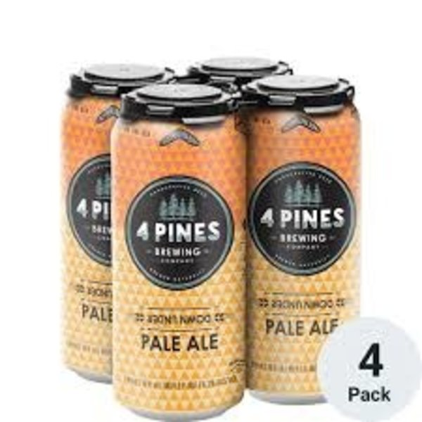 4 Pines Brewing Down Under Pale Ale (4PK/16 OZ)