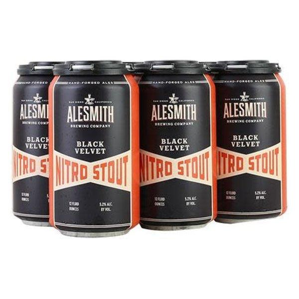 AleSmith Alesmith Black Velvet Nitro Stout (6pk/12oz Can)